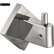 Bathroom Fitting Robe Hook with Polished Chrome for Hotel