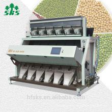 Machines déshydratées de légumes Flocons d'ail Machine à trier les couleurs / Carrot Color Sort