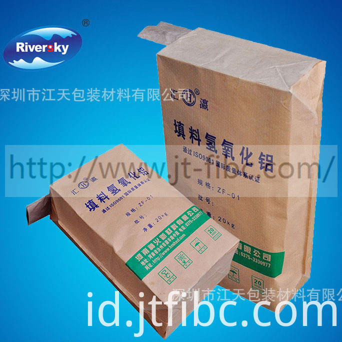 50kg Multi Layer Kraft Paper Bags