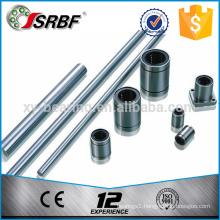 China good quality linear square flange bearings LMK12LUU