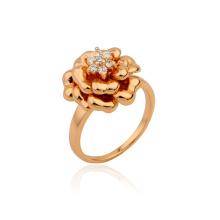 Горячие продажи Xuping Королевский цветок Shapped ювелирные изделия кольцо