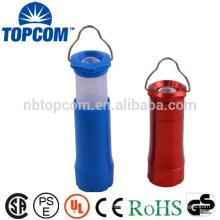 Aluminum Portable Handle Scalable Lantern LED