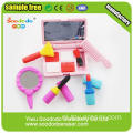 Fashional Make-up Bag Mirror Lipstick Comb Eraser