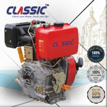 CLASSIC CHINA 178f 5.3HP Diesel Двигатель, 4-тактный дизельный двигатель для продажи, 1-цилиндровый дизельный двигатель с воздушным охлаждением