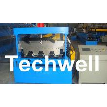 Galvanized Steel Sheet Floor Decking Roll Forming Machine / Cold Roll Forming Machine