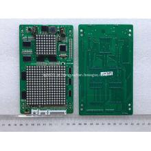 Placa de exposição da matriz de ponto do diodo emissor de luz BVC330 para elevadores