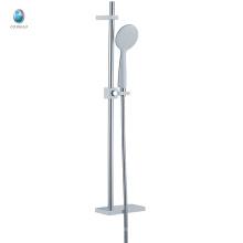 Высокое качество настенные аппаратные аксессуары твердой латуни ручной душ стеклоподъемника