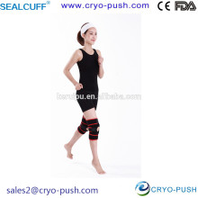 Sealcuff for Knee Protection When Playing Basketball Knee Gaurd with Spring