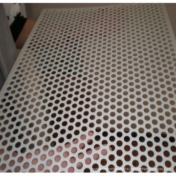 Aluminium Perforated Sheet of Different Hole Shape
