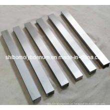 99.95% barras de molibdênio puro para forno de alta temperatura