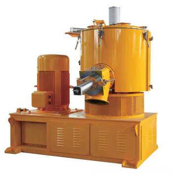 Système de mélange de mélangeur en plastique