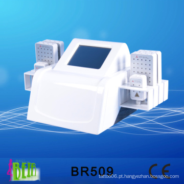 Quick Slim Lipolaser Slim Máquina Br509, Laser Lipo Perda de Peso Belly Reduzir, 660nm 980nm Lipolaser Cold