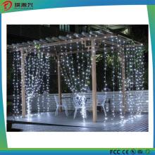 Venta caliente colorida Navidad decoración centelleo lámpara LED cadena luz
