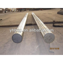 Big shaft of 316L round bar dia. 6.5 inches