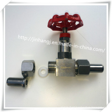 Stainless Steel External Thread Cut-off Valve