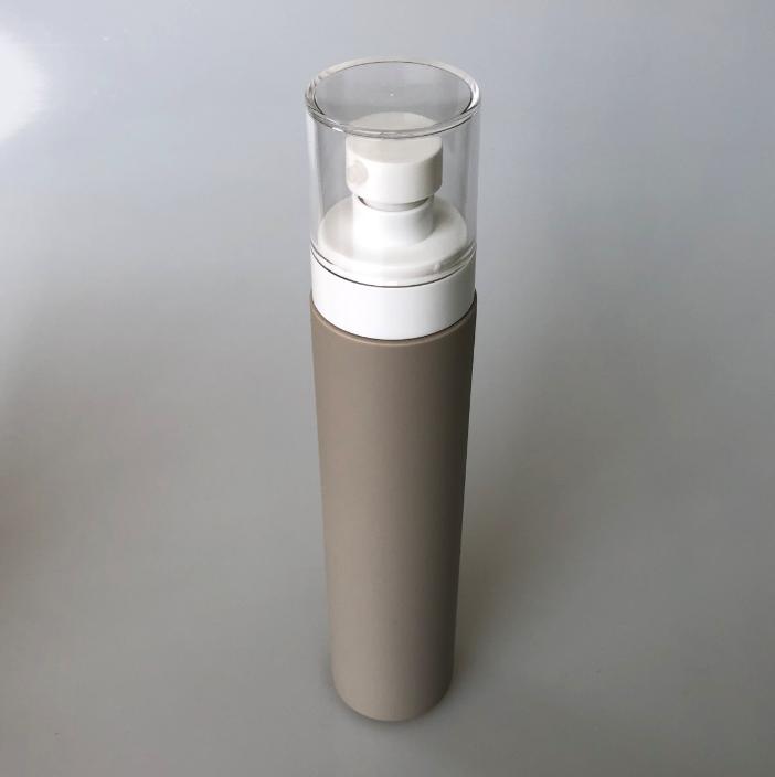 LTP8018 HDPE bottle with lotion pump