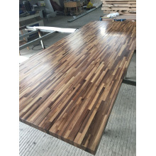 American Walnut Finger Jointed Top DIY