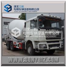 Shacman 6X4 10m3 12m3 Cement Concrete Mixer Truck
