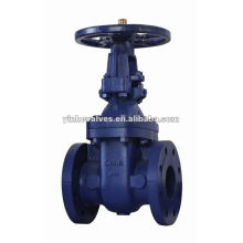 double gate valve