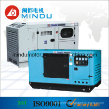 Grupo electrógeno diesel refrigerado por agua Yuchai 70kw