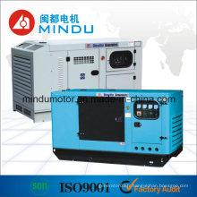 Groupe électrogène diesel silencieux Weichai 200kVA de haute qualité