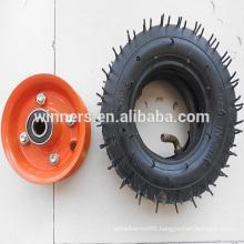 6x2 small wheel / handling tool wheel / pneumatic rubber wheel