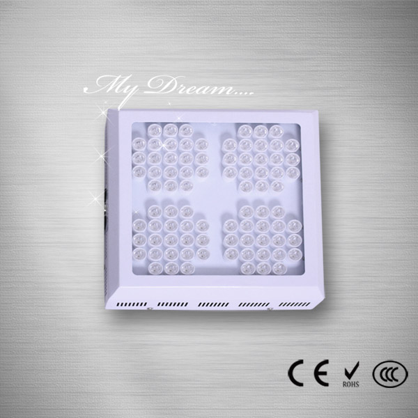 131.2W Lumen Tinggi LED Grow Light