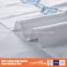 bed linen,egyptian cotton bed linen,bed linen for nursing homes Hotel Use 4 pieces 300TC White 100% Cotton Bedding Sets