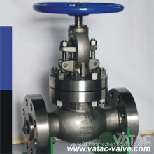 BS 1873 Cast Steel Bolted Bonnet Globe Valve (J71)