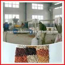 Machine à granuler / pelletiser en plastique en bois