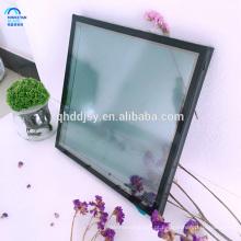 Vidro de segurança endurecido isolado cinzento colorido, vidro moderado liso feito em China