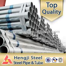 Fabricante de tubos de acero galvanizado en Tianjin