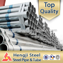 Galvanized steel pipes manufacturer in Tianjin