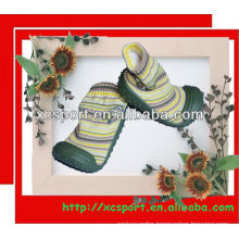 TPR sole baby sock shoe