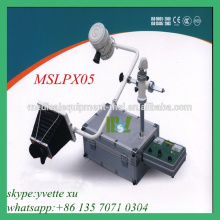 MSLPX05-M Portable Digital Röntgengerät Hochfrequenz-Röntgengerät mit CE & ISO Zertifikat