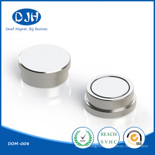 Permanent Neodymium Pot Magnet for Metal Construction