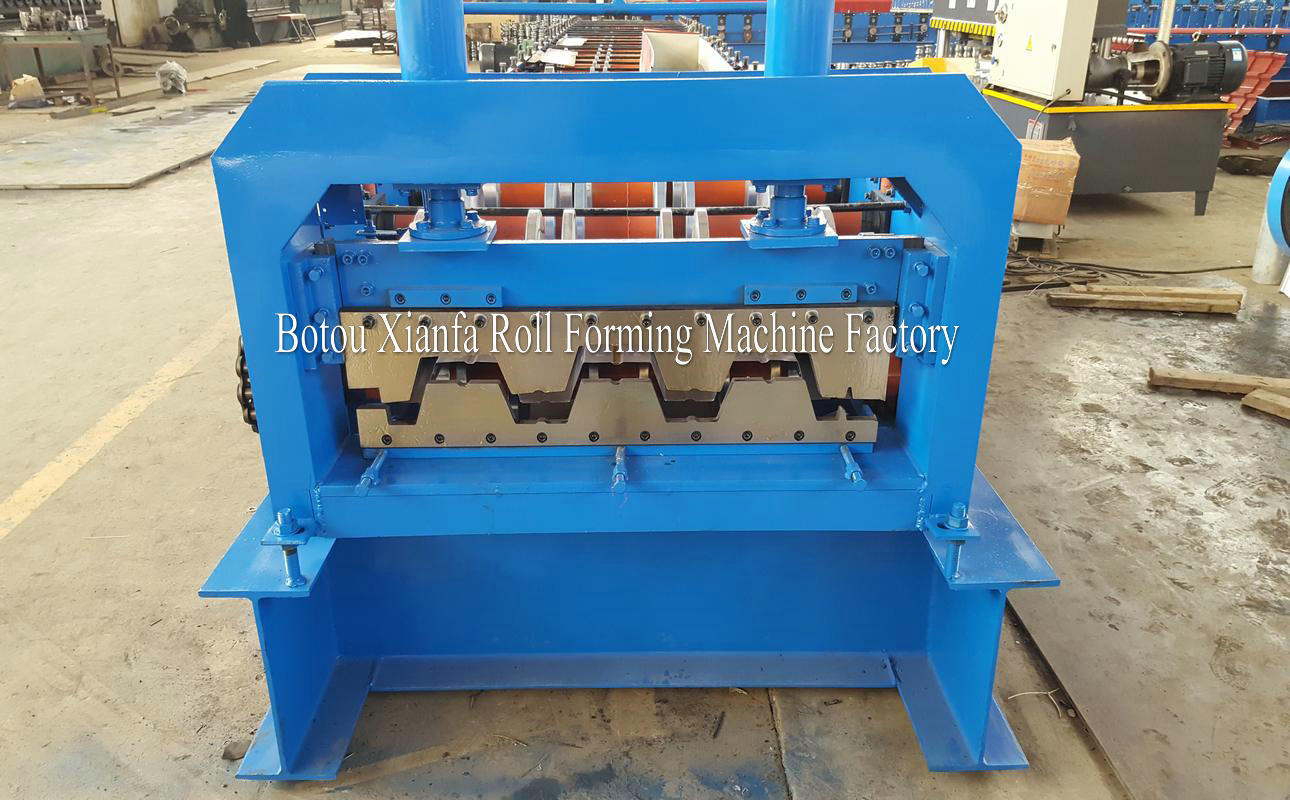 floor board making machine