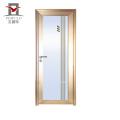 2018 alibaba последний дизайн дома используется алюминиевая дверь ванной