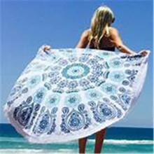 Comprar Best Bed Bath Table Round Toalla de playa