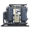 Industrial compressed air for food/plastic heated regenerative adsorption air dryer