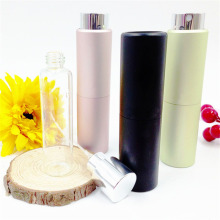 Colorful Aluminum Perfume Bottle for Cosmetic Packaging