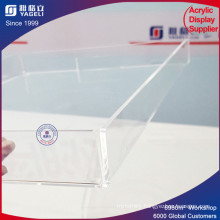 Top Grade Design Large Square Acrylic Tray