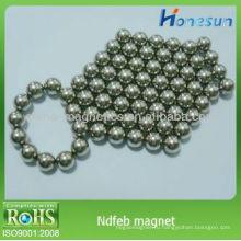 Шар формы неодимовый магнит для бизнеса