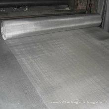 Inconel Plain Weave Filter Tela de alambre