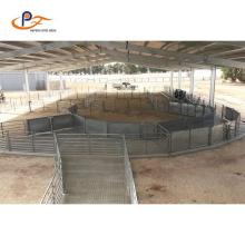 2.1*1.8m Australia Galvanized Yard System Horse/Cattle Panel/Livestock Panels