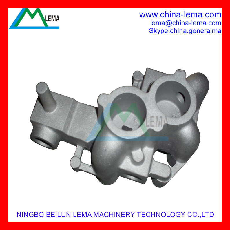 Aluminum permanent mold casting part