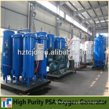 Air Separation System via Portable Oxygen Plant