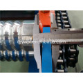 Corrugated Steel Roof Sheet Roll Forming Machine Production Line