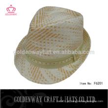 Chapéus de artesanato de papel 100% para festa