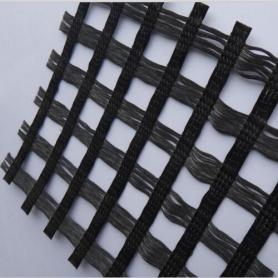 High Strength Warp Stickad Polyester Geogrid